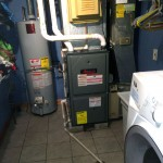 Amana Furnace and GSW Heater Installation