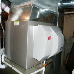 Humidifer Installation